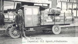 Mr. Geo. Watt, Imperial Oil Agent, Athabasca.