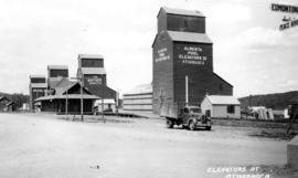 Elevators at Athabasca