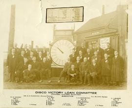 DISCO Victory Loan Committee, 1917