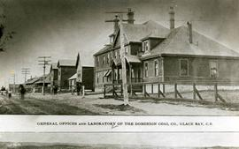 Offices of the Dominion Coal Company