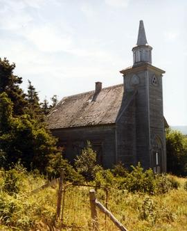 Jerseymen's Church near Cheticamp