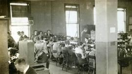 Western Union Telegraph and Cable Office Staff, North Sydney