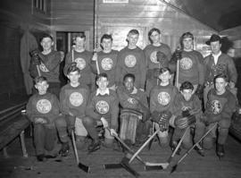 C.Y.W. Hockey Team