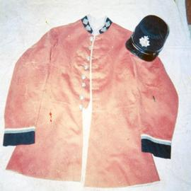 Uniform of the Volunteer Rifles, Sydney Mines