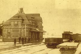 Canadian National Railroad Station
