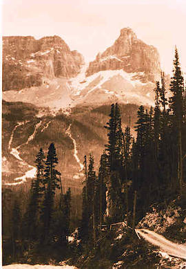 Rocky Mountains, British Columbia