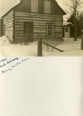 1952 Late February Jimmy Smith's house