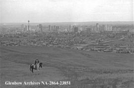 Alberta Album feature on Nose Hill, Calgary, Alberta.