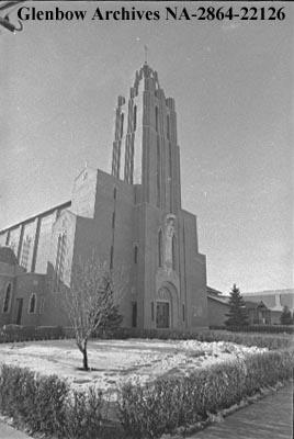 St. Mary's Cathedral, Calgary, Alberta.