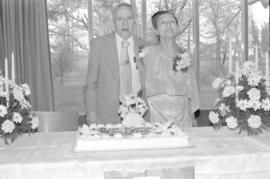 Acton Couple Feted On 60th Anniversary