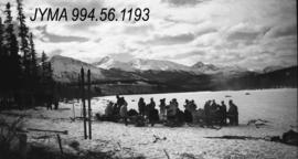 [Jasper Ski Club] : [Patricia Lake], Jasper National Park