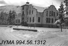Jasper town site buildings : Seton General Hospital
