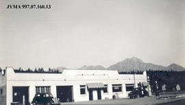 Mountain Motors, Jasper, Alberta.