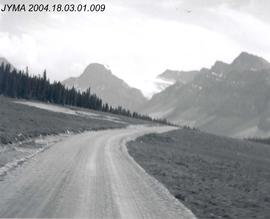 Bow Pass, Banff National Park, AB