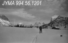 [Miscellaneous ski trips] : [Mount Assiniboine], [Banff National Park?]