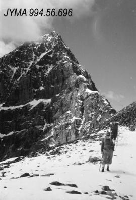 [Kingman Party Expedition, Mount Edith Cavell] ,  Jasper National Park
