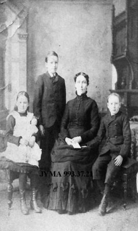 Bowers Family, Kingston, Ontario.