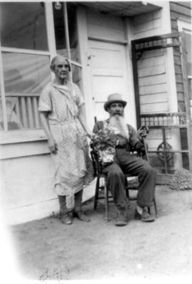Fred and Elizabeth Pinyon.