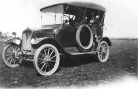 Model T-Ford
