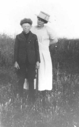 Seth and Nellie Ryan