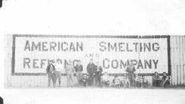 American Smelting and Refining Co. workers
