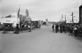 Legion Decoration Day ceremonies, Red Deer