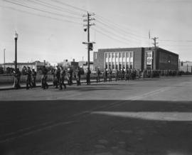 Remembrance Day parade, Red Deer