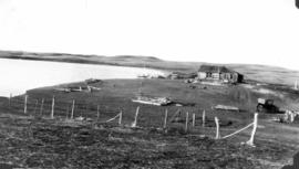 Daniel Klump's house at Little Fish Lake