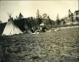 Hunting Camp, [Unknown].