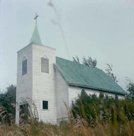 Anglican Church, Saskatoon Lake