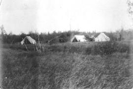 20th Base Camp - 1905 Survey Party