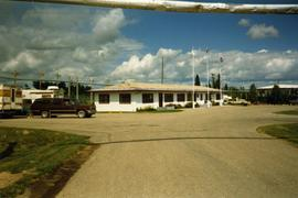 Headquarters Building CFB Beaverlodge