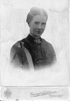 Mary Cheetham Hothersal