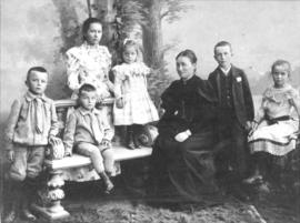 Lozeron-Girard Family in Switzerland