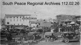 Peace Celebration, Grande Prairie, Alberta