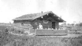 Campbell Homestead Cabin