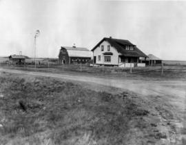 Jack Oatway's Farm, Northeast Of Grande Prairie