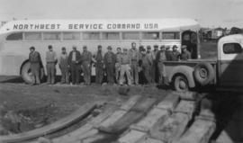 Northwest Service Command U.S.A. Bus
