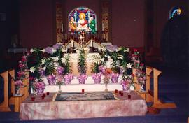 St. Anne, Winnipeg, Good Friday, 1994