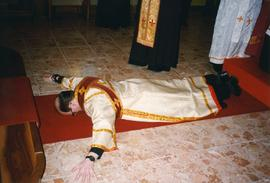 Fr. Taras Kraychuk at his Ordination