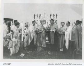 Consecration of B. Maxim Hermaniuk