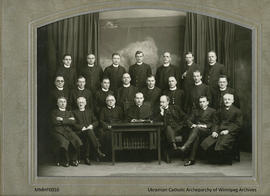 Manitoba Clergy Group Photo