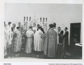 Consecration of Bishop Hermaniuk