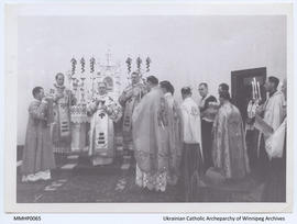 Consecration of Bishop Maxim