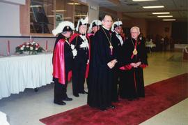 Knights of Columbus on New Year's Day