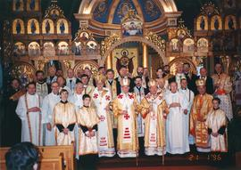 Bishop Pasichny's Installation