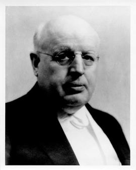 Premier William Aberhart