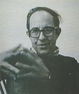 Portrait of Henri Nouwen