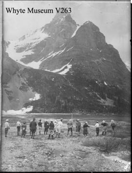 ACC camp, Mt. Carnarvon
