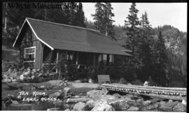 (165?) Tearoom, Lake Agnes